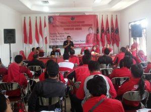 Ketua DPD PDI Perjuangan TB Hasanuddin di Kabupaten Bekasi