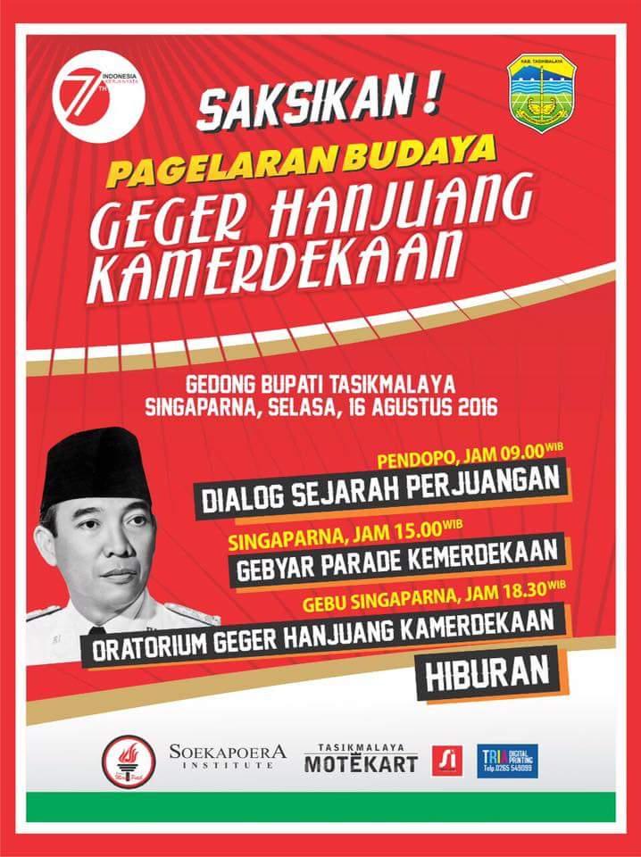 Photo of Pagelaran Budaya Geger Hanjuang Kemerdekaan
