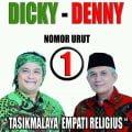 Dicky Candra-Denny Romdony