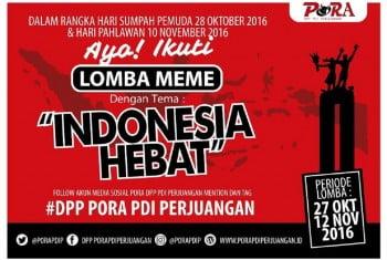 Lomba Meme Indonesia Hebat