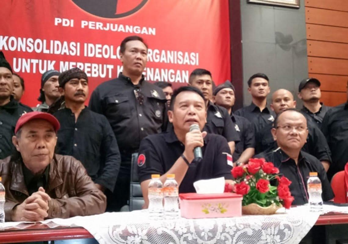 Photo of PDI Perjuangan Jabar Minta Kader Tak Terprovokasi Aksi #2019 GantiPresiden