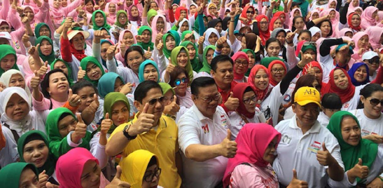 Photo of Peringati Hari Ibu, Perempuan Jawa Barat Bersatu Untuk NKRI