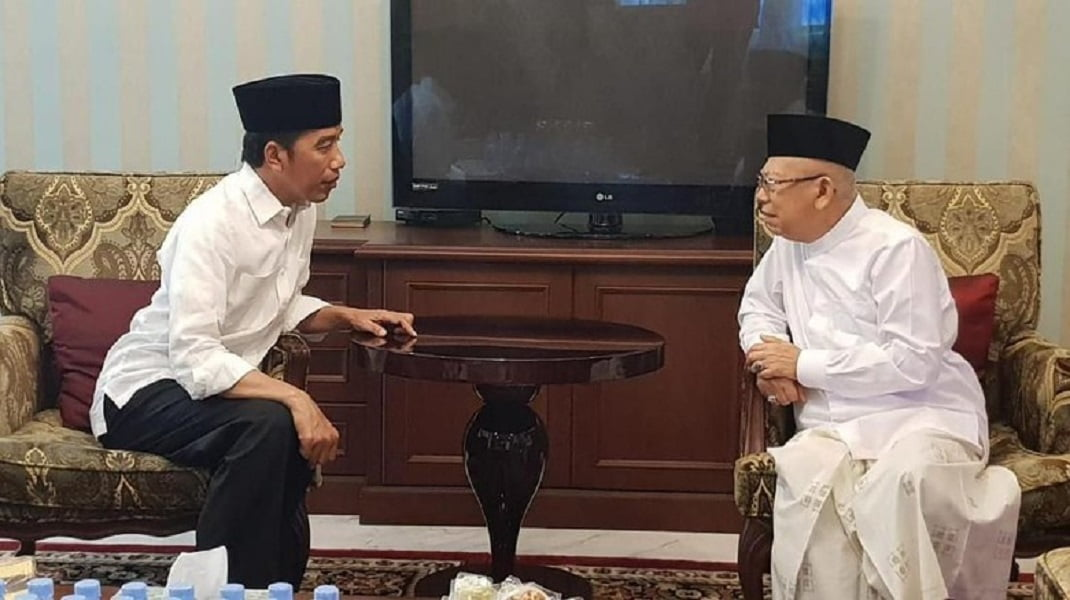 Photo of Gelar HUT Ke-46, PDI Perjuangan Undang Jokowi-Ma'ruf