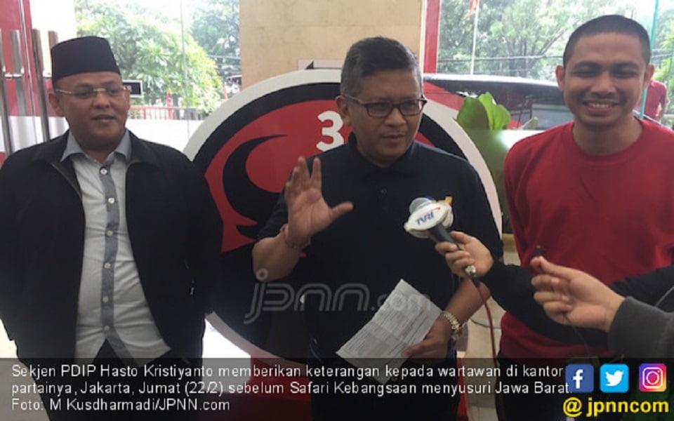 Photo of Safari Politik Kebangsaan PDI Perjuangan Sambangi Kaum Milenial Bandung