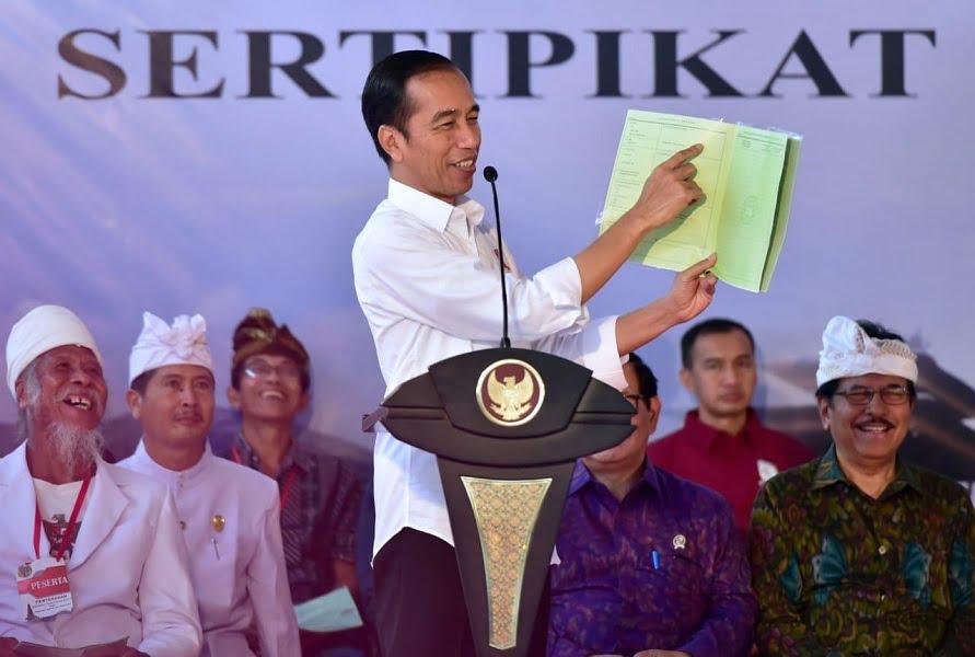 Photo of Presiden Jokowi: Bali Provinsi Pertama yang Seluruh Tanahnya Bersertifikat Tahun Ini