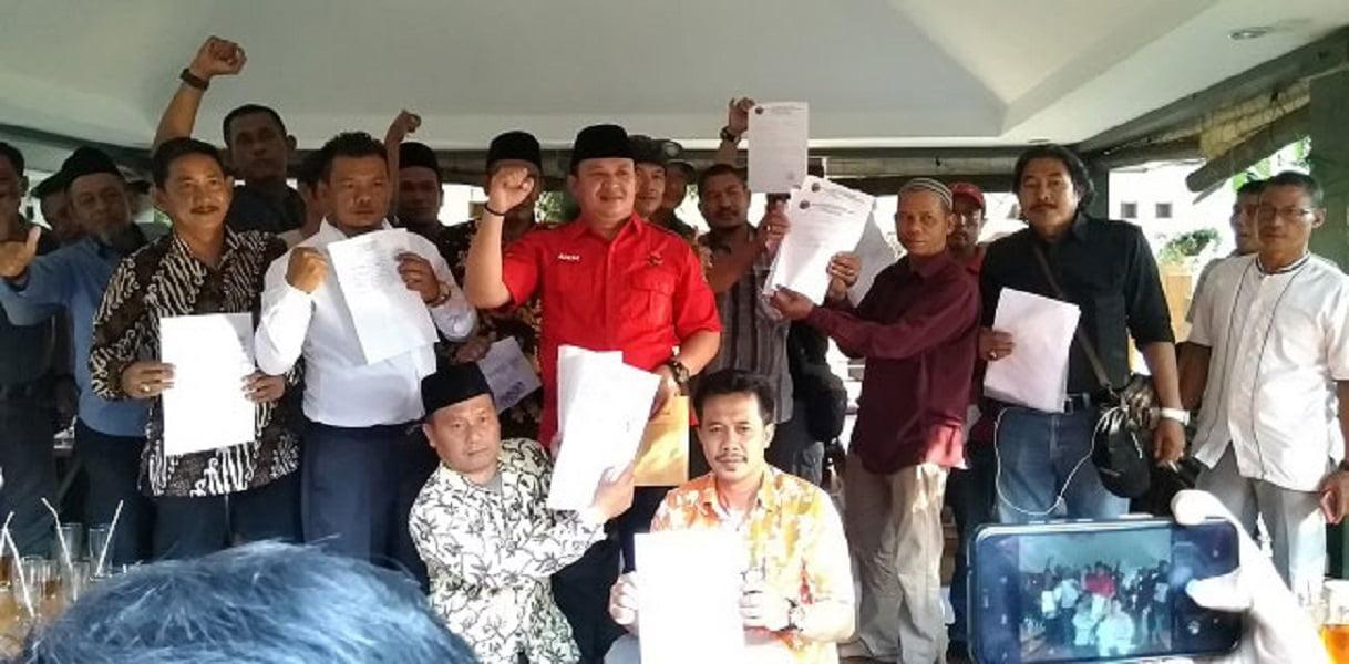 Photo of Bidik Kursi Wabup, Carkim Di Dukung PDI Perjuangan Dan Para Kuwu