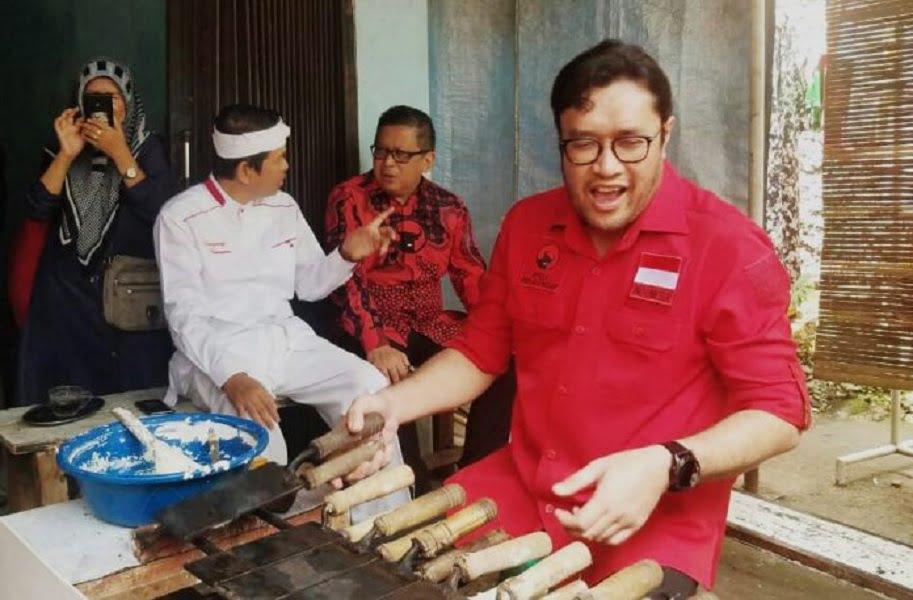 Ono Surono Dukung Usaha Rumahan Kreatif - PDI PERJUANGAN ...