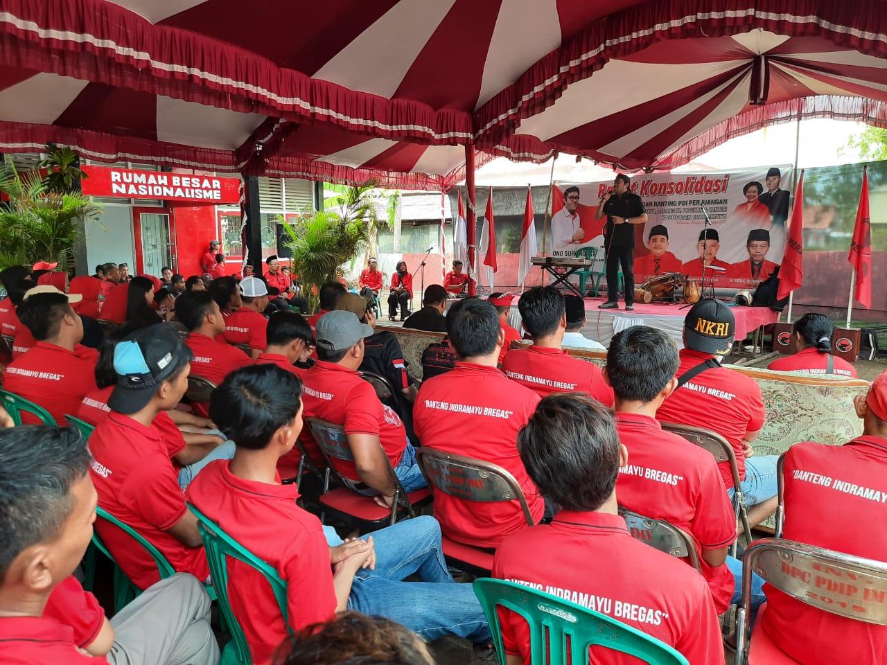 Photo of Wujudkan Rumah Aspirasi Rakyat, Ono Surono Yakin PDI Perjuangan Menang di Indramayu