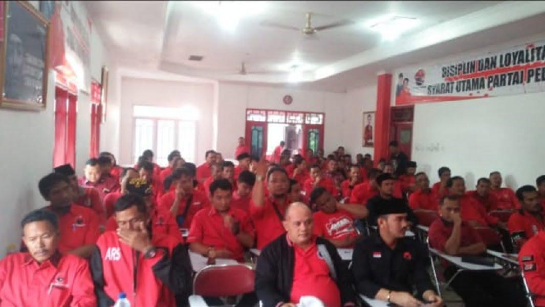 Photo of 130 Kader PDI Perjuangan Kabupaten Bekasi Bertarung Rebutkan Posisi Ketua PAC