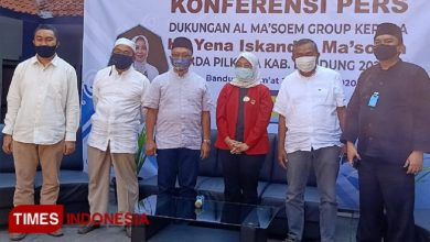 Photo of Al Ma'soem Grup Siap All Out Dukung Yena Iskandar Ma'soem di Pilbup Bandung
