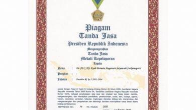 Photo of PDI Perjuangan: Selamat Atas Gelar Kepeloporan Megawati Soekarnoputri