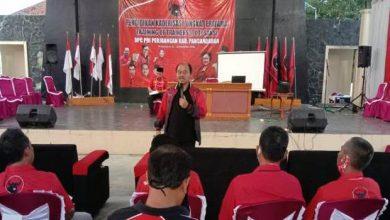 Photo of DPC PDI Perjuangan Pangandaran Menggelar Pendidikan Kaderisasi Tingkat Pratama dan Training of Trainers Saksi